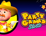 В казино Вулкан Party Games Slotto